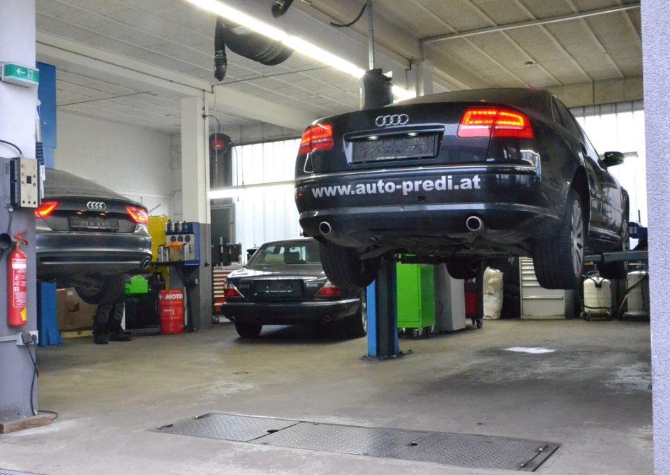 Auto Predi Freie Werkstatt